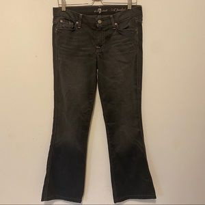 """7 For All Mankind The """"A"""" Pocket Jeans size 29"""